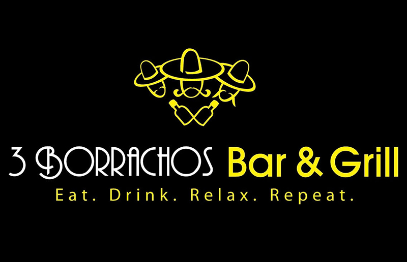 3 Borrachos Bar and Grill